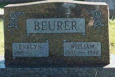 BEURER, EVELYN - Hardin County, Iowa | EVELYN BEURER