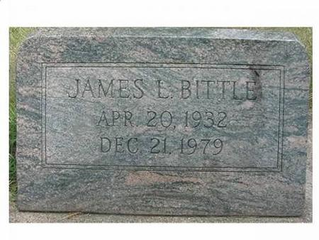 BITTLE, JAMES L - Hardin County, Iowa | JAMES L BITTLE