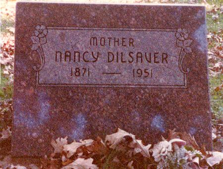 DILSAVER, NANCY - Hardin County, Iowa | NANCY DILSAVER