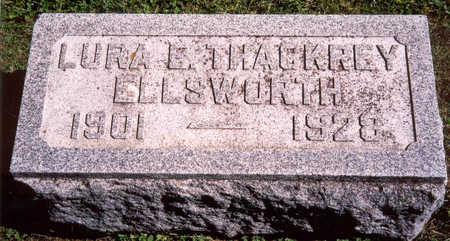ELLSWORTH, LURA - Hardin County, Iowa | LURA ELLSWORTH