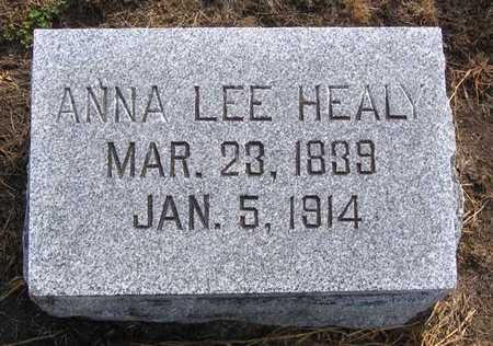 HEALY, ANNA LEE - Hardin County, Iowa | ANNA LEE HEALY