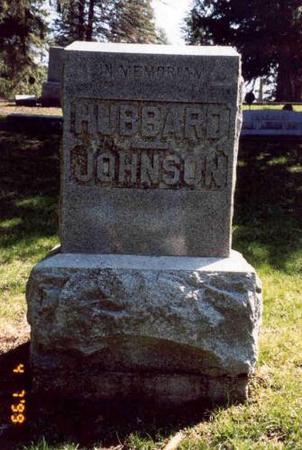 HUBBARD-JOHNSON,  - Hardin County, Iowa    HUBBARD-JOHNSON