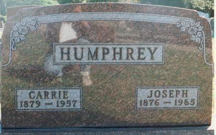 HUMPHREY, CARRIE - Hardin County, Iowa | CARRIE HUMPHREY