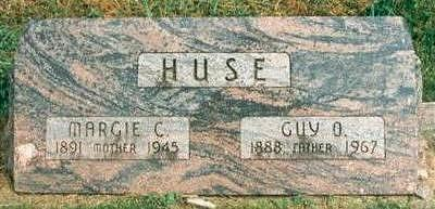 HUSE, MARGIE - Hardin County, Iowa | MARGIE HUSE