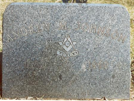 JOHNSON, ANDREW - Hardin County, Iowa | ANDREW JOHNSON