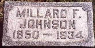 JOHNSON, MILLARD - Hardin County, Iowa | MILLARD JOHNSON