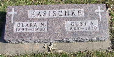 KASISCHKE, CLARA N - Hardin County, Iowa | CLARA N KASISCHKE