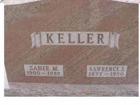 KELLER, LAWRENCE S & SADIE M - Hardin County, Iowa | LAWRENCE S & SADIE M KELLER