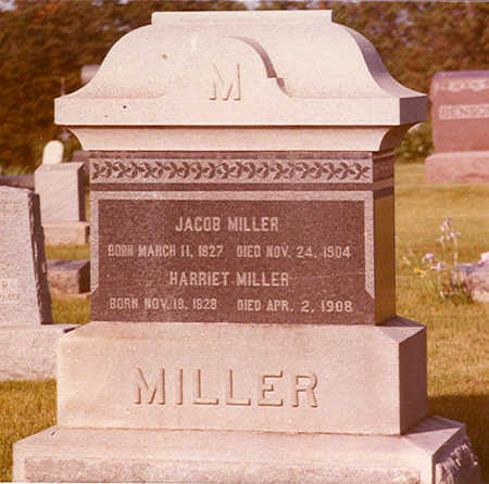 MILLER, JACOB - Hardin County, Iowa | JACOB MILLER