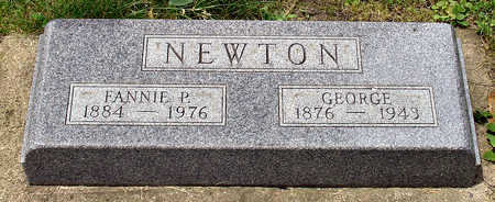 NEWTON, FANNIE PEARL - Hardin County, Iowa | FANNIE PEARL NEWTON