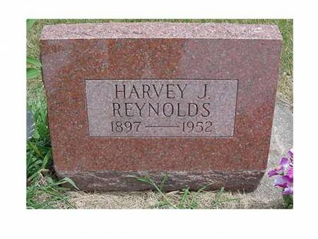 REYNOLDS, HARVEY J - Hardin County, Iowa | HARVEY J REYNOLDS