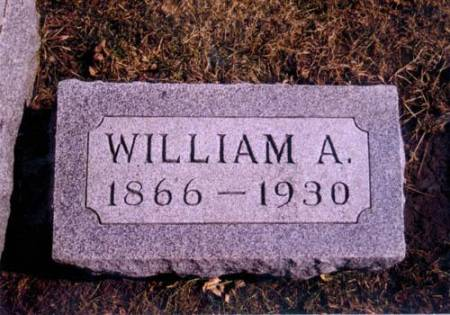 SAINT, WILLIAM A. - Hardin County, Iowa | WILLIAM A. SAINT