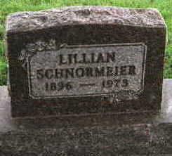 SCHNORMEIER, LILLIAN - Hardin County, Iowa | LILLIAN SCHNORMEIER