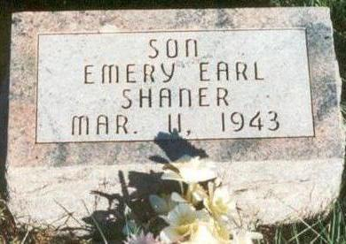 SHANER, EMERY - Hardin County, Iowa | EMERY SHANER