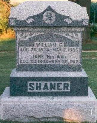 SHANER, WILLIAM - Hardin County, Iowa | WILLIAM SHANER