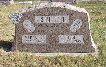 SMITH, HENRY L - Hardin County, Iowa | HENRY L SMITH