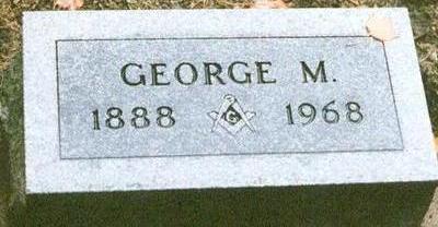 STRAHORN, GEORGE - Hardin County, Iowa | GEORGE STRAHORN