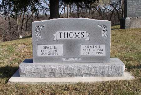 THOMS, ARMIN L - Hardin County, Iowa | ARMIN L THOMS