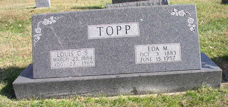 TOPP, LOUIS C S - Hardin County, Iowa | LOUIS C S TOPP