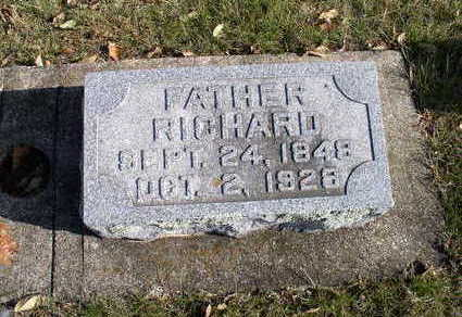 VIERKANDT, RICHARD - Hardin County, Iowa | RICHARD VIERKANDT
