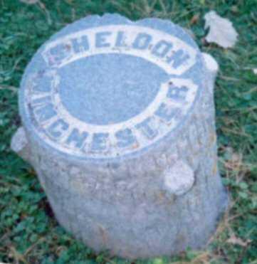 WINCHESTER, SHELDON - Hardin County, Iowa | SHELDON WINCHESTER