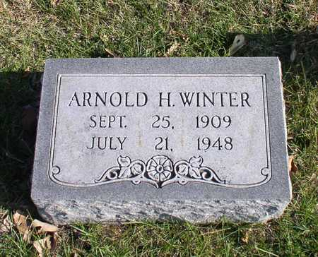 WINTER, ARNOLD H - Hardin County, Iowa | ARNOLD H WINTER