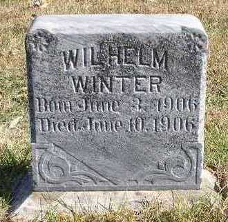 WINTER, WILHELM - Hardin County, Iowa | WILHELM WINTER
