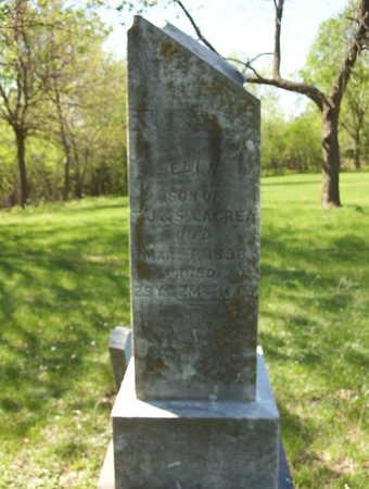 ACREA, ELI N - Harrison County, Iowa | ELI N ACREA