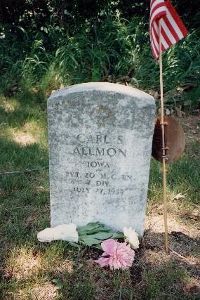 ALLMON, CARL S. - Harrison County, Iowa | CARL S. ALLMON