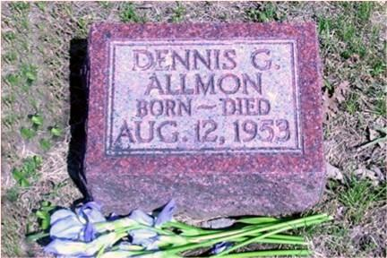 ALLMON, DENNIS G. - Harrison County, Iowa | DENNIS G. ALLMON