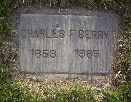 BERRY, CHARLES F. - Harrison County, Iowa | CHARLES F. BERRY