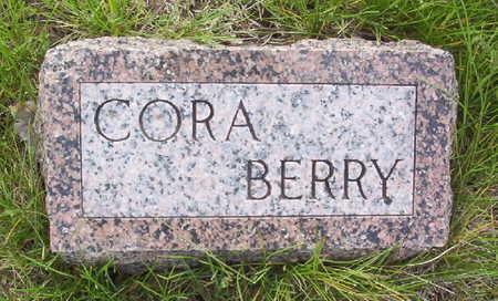 BERRY, CORA - Harrison County, Iowa | CORA BERRY
