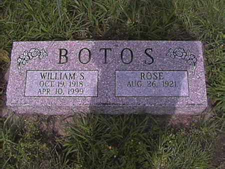 BOTOS, WILLIAM.S - Harrison County, Iowa | WILLIAM.S BOTOS