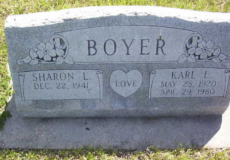 BOYER, KARL L. - Harrison County, Iowa | KARL L. BOYER
