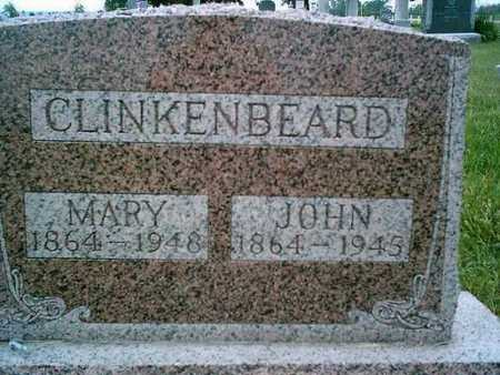 CLINKENBEARD, JOHN - Harrison County, Iowa | JOHN CLINKENBEARD