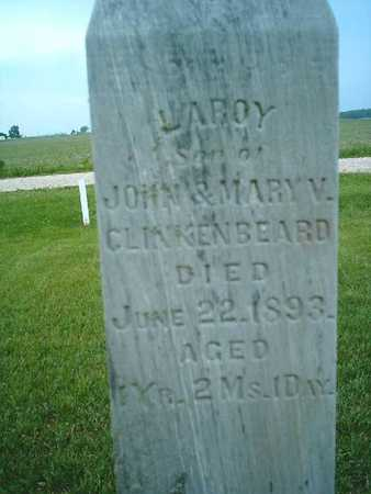 CLINKENBEARD, LAROY - Harrison County, Iowa | LAROY CLINKENBEARD