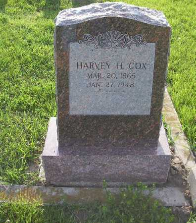 COX, HARVEY H. - Harrison County, Iowa | HARVEY H. COX