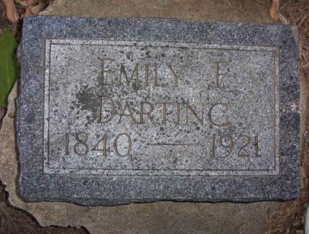 DARTING, EMILY E - Harrison County, Iowa | EMILY E DARTING