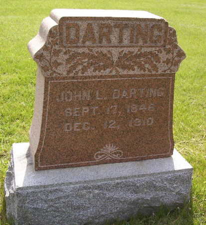 DARTING, JOHN LENNOX - Harrison County, Iowa | JOHN LENNOX DARTING