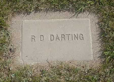 DARTING, R. D. - Harrison County, Iowa | R. D. DARTING