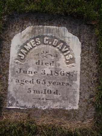 DAVIS, JAMES G. - Harrison County, Iowa | JAMES G. DAVIS