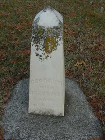 DEED, GEORGE M. - Harrison County, Iowa   GEORGE M. DEED