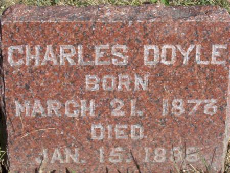 DOYLE, CHARLES - Harrison County, Iowa | CHARLES DOYLE