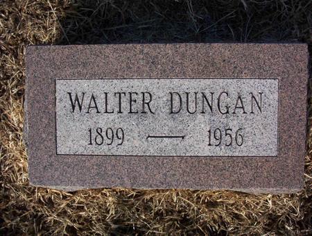 DUNGAN, WALTER - Harrison County, Iowa | WALTER DUNGAN