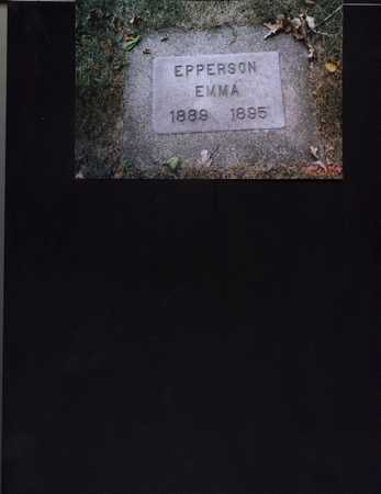 EPPERSON, EMMA - Harrison County, Iowa | EMMA EPPERSON