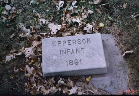 EPPERSON, UNKNOWN - Harrison County, Iowa | UNKNOWN EPPERSON