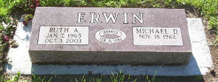 ERWIN, MICHAEL D. - Harrison County, Iowa | MICHAEL D. ERWIN