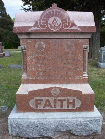 SKELTON FAITH, CLARA E - Harrison County, Iowa | CLARA E SKELTON FAITH