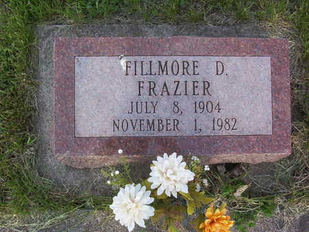 FRAZIER, FILLMORE D. - Harrison County, Iowa | FILLMORE D. FRAZIER