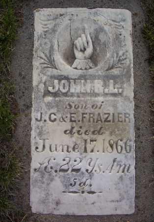 FRAZIER, JOHN R. LENNOX - Harrison County, Iowa | JOHN R. LENNOX FRAZIER